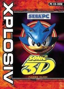 Sonic 3D (deutsch) (PC)
