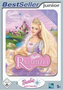 Barbie als Rapunzel (German) (PC)