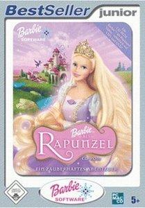 Barbie als Rapunzel (niemiecki) (PC)