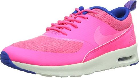 Nike Air Max Thea Premium hyper pink/pink glow/hyper cobalt/summit ...