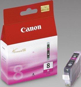 Canon CLI-8M Tinte magenta (0622B001)
