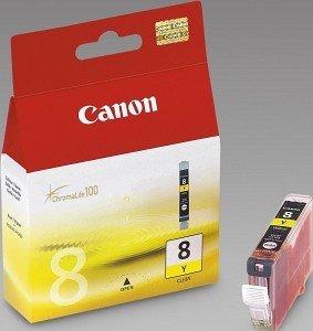 Canon CLI-8Y Tinte gelb (0623B001)