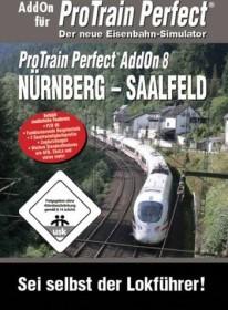 Pro Train Perfect: AddOn 8 - Leipzig-Nürnberg (Add-on) (PC)