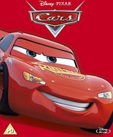 Cars (Blu-ray) (UK)