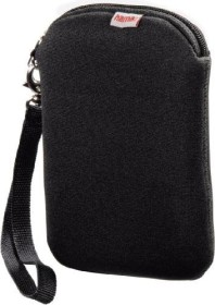 """Hama neoprene Bag for external 2.5""""-hard drive, black (95505)"""