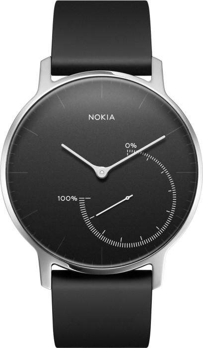 Nokia Steel Aktivitäts-Tracker schwarz