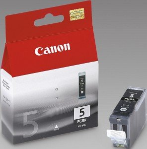 Canon PGI-5BK Tinte schwarz (0628B001)