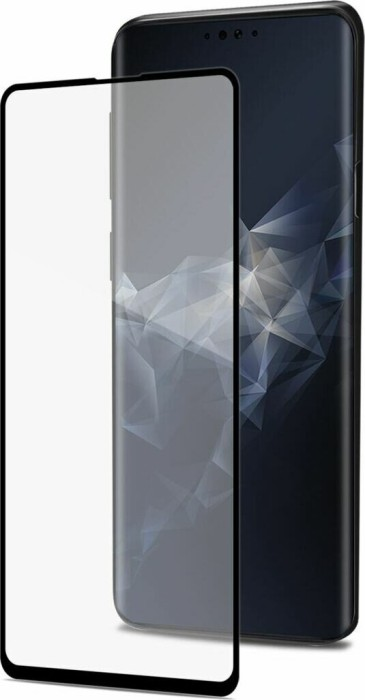 Celly Full Glass für Samsung Galaxy S10e schwarz (FULLGLASS892BK)