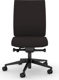 Viasit F1 Polster Bürostuhl, schwarz (F1-100-)
