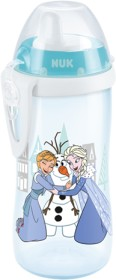 NUK Disney Frozen Kiddy Cup Trinkflasche türkis 300ml (10255480)