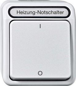 Merten Aquastar Heizungs-Notschalter, polarweiß (MEG3643-8019)