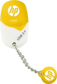 PNY HP x780w 64GB gelb/weiß, USB-A 3.0 (HPFD780Y-64)
