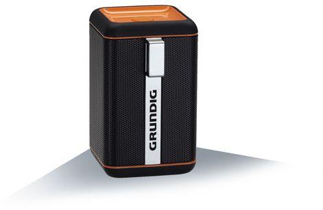 Grundig Bluebeat GSB 110 schwarz/orange