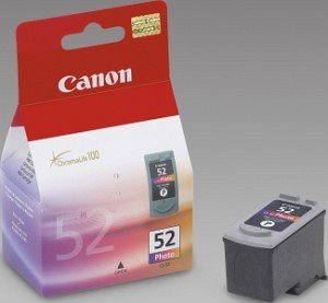 Canon Tinte CL-52 farbig photo (0619B001/0619B006)