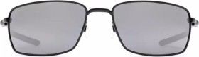 Oakley square Wire polished black/black iridium (OO4075-01)