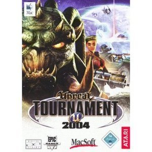 Unreal Tournament 2004 (deutsch) (MAC)