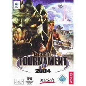 Unreal Tournament 2004 (German) (MAC)