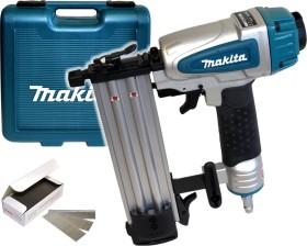 Makita AF505 air pressure nailer incl. case