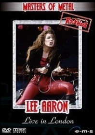 Lee Aaron - Live in London