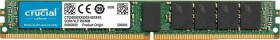 Crucial VLP DIMM 16GB, DDR4-2666, CL19, ECC (CT16G4XFD8266/CT16G4XFD8266S)