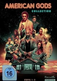 American Gods Collection (season 1-3) (DVD)