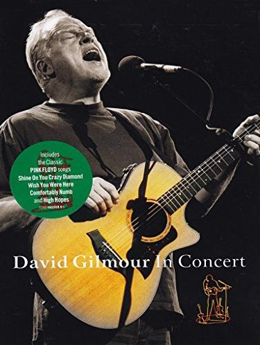 David Gilmour - In Concert -- via Amazon Partnerprogramm
