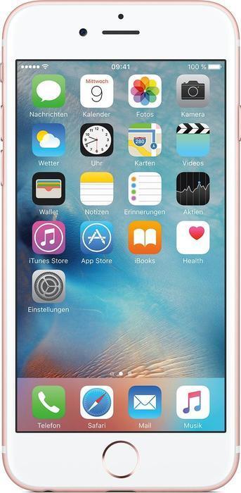Apple iPhone 6s 16GB rosegold