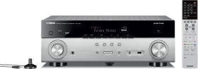 Yamaha RX-A670 AV-Receiver titan<br>TV & audio > HiFi & audio > HiFi Building Blocks > HiFi Receiver Offer from Euronics Hellenthal