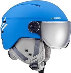 Cébé Fireball Helm matt blau/weiß (Junior) (CBH361/CBH362)