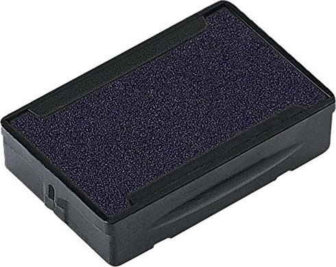 trodat Stempel-Ersatzkissen 6/4910 violett, 2er-Pack