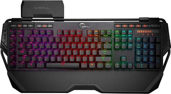 G.Skill RipJaws KM780 RGB, MX RGB Brown, USB, DE (GK-KCL1C3-KM780S10DE)