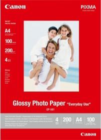 Canon GP-501 Fotopapier A4, 100 Blatt (0775B001)