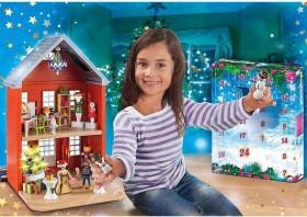 playmobil Advent Calendar - Family Christmas (70383)