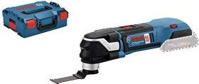 Bosch Professional GOP 18V-28 Akku-Multifunktionswerkzeug solo inkl. L-Boxx (06018B6001)