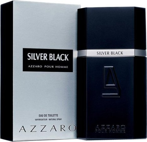 Azzaro Silver Black Eau De Toilette 100ml -- via Amazon Partnerprogramm