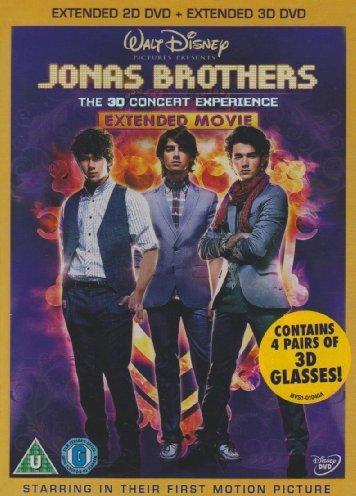 Jonas Brothers: Das ultimative 3D Konzerterlebnis (3D) -- via Amazon Partnerprogramm
