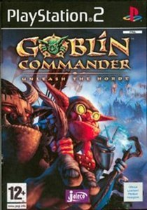 Goblin Commander: Unleash the Horde (niemiecki) (PS2)