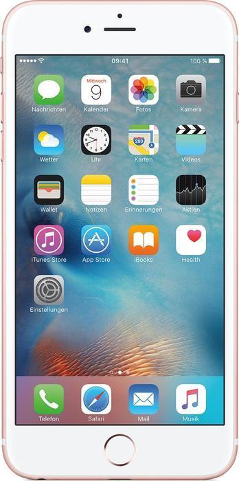 Apple iPhone 6s Plus 16GB rosegold