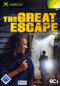 The Great Escape - Gesprengte Ketten (niemiecki) (Xbox)