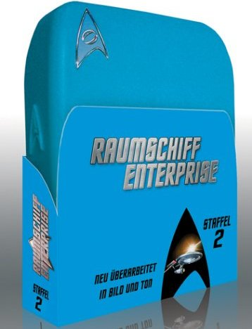 Star Trek - Raumschiff Enterprise Season 2 -- via Amazon Partnerprogramm