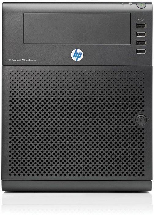HP ProLiant MicroServer N36L, Athlon II Neo N36L, 1GB RAM, 250GB HDD (633724-421)