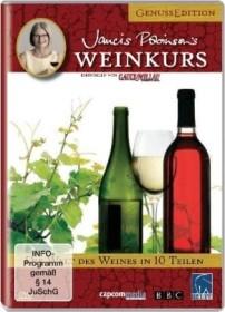 Jancis Robinson's Weinkurs