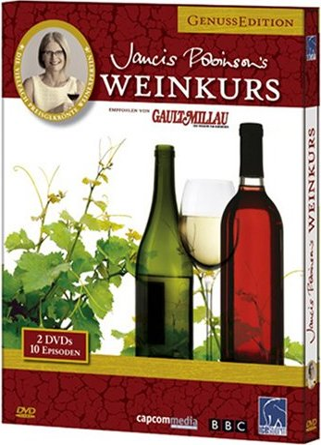 Jancis Robinson's Weinkurs -- via Amazon Partnerprogramm