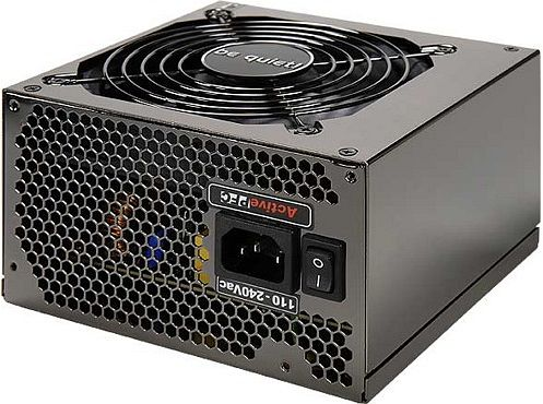 be quiet! Straight Power E6 500W ATX 2.2 (E6-500W/BN085)