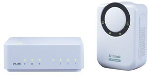 D-Link PowerLine HD DHP-343 Kit