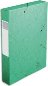 Exacompta Archivbox Cartobox A4, 60mm, grün (16003H)