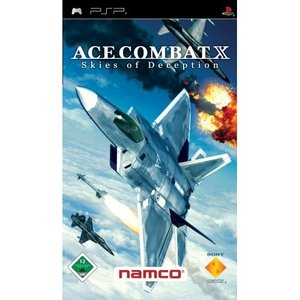 Ace Combat X - Skies of Deception (English) (PSP)