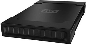 Western Digital WD Elements portable black 500GB, USB 2.0 micro B (WDE1MSBK5000E)