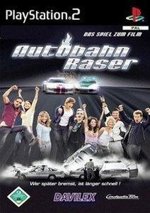 Autobahn Raser - Das Spiel zum Film (German) (PS2)