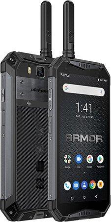 Ulefone Armor 3WT schwarz